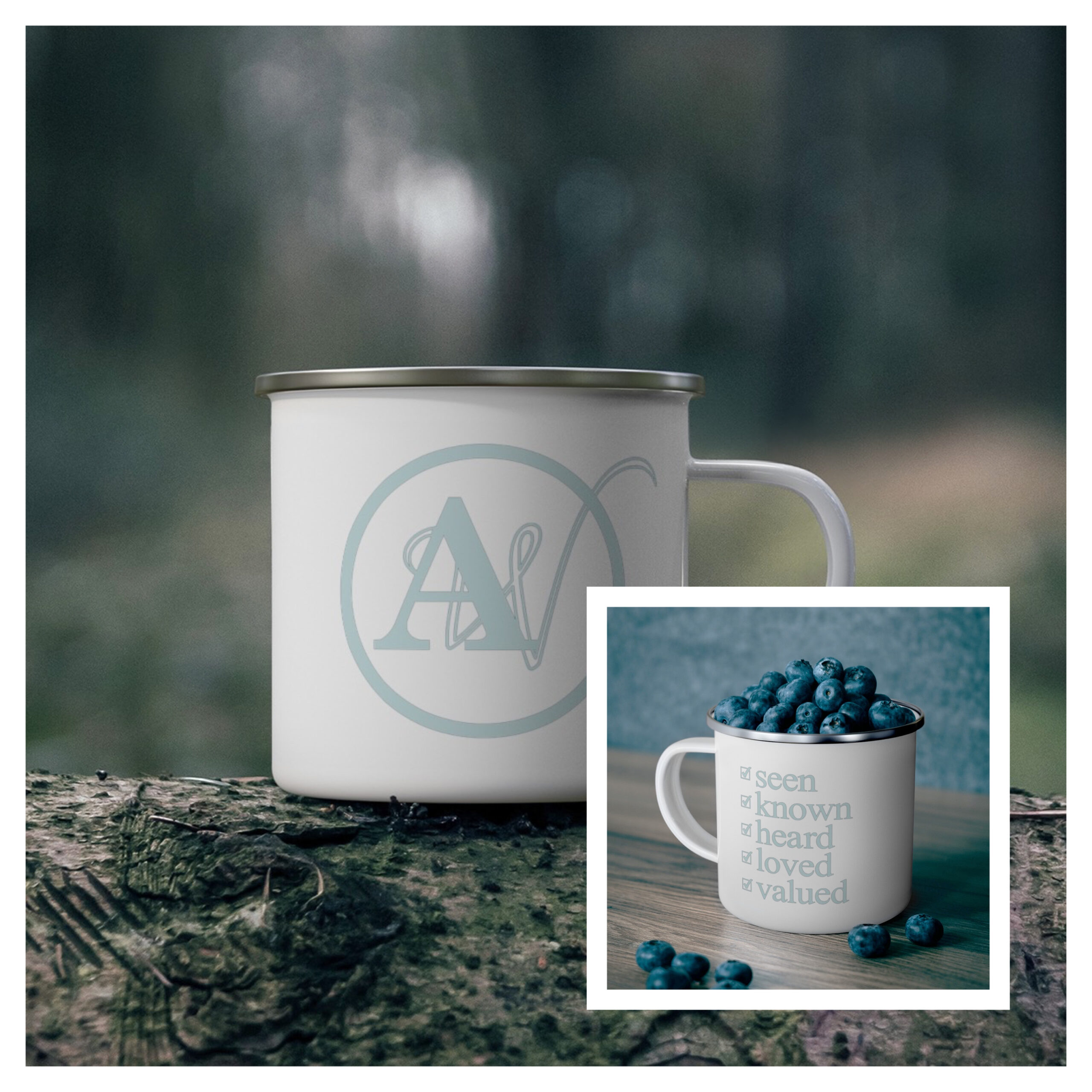 You Are: Coffee Mug